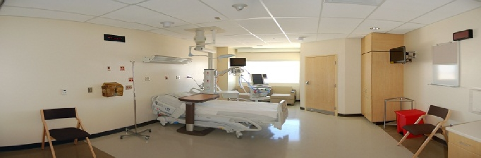 Intensive Care Unit room